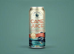 Grand Bay甘蔗汁飲料包裝設計