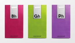 Canna巧克力系列包装包装设计欣赏