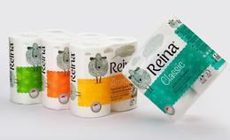 Reina卷紙包裝包裝設計欣賞