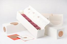 诗意的「佳节人长久」中秋月饼包装