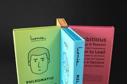 依照人格特質選一盒色鉛筆