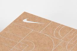 Nike禮物盒裝設計