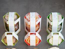 美麗果乾包裝設計