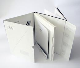 雙面翻閱 書籍設計