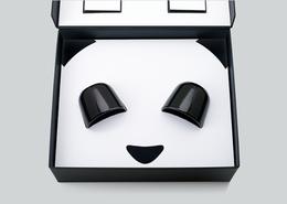 黑白無雙 熊貓的禮盒