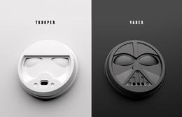 Dark Brew 暗黑的概念咖啡