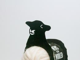 可愛的羊毛線包裝