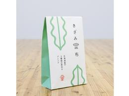 日式清新きざみ昆布包裝