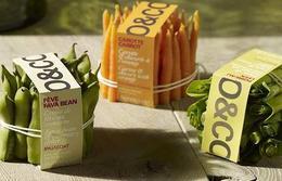 特殊的蔬菜包裝設計