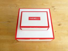 紅+白 甜點包裝