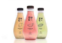 Zuc 小清新感的果汁包裝
