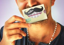 [概念包裝] 保護牙齒的無糖口香糖