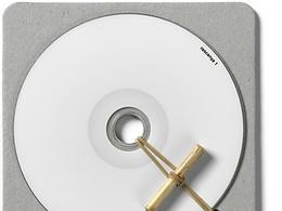 扣上一抹信息 唱片包裝