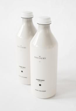 簡淨單純的 牛奶視覺