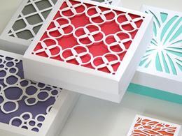 雅緻紙雕 包裝藝術