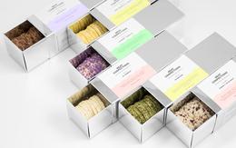 精緻小巧的甜點盒