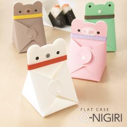 可愛的三角形御飯糰盒