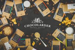 純樸展現 巧克力的風味