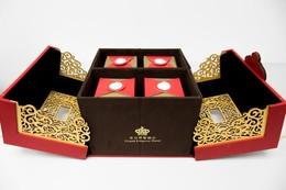 2014 年英皇娛樂酒店月餅盒包裝