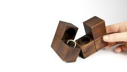 變形金剛似的 珠寶盒收納