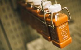 直覺性標誌設計 新鮮自然飲