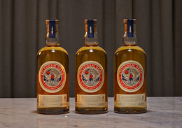 Balholm苹果酒复古风格包装包装设计欣赏