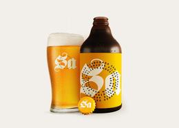 Sa Pilsen啤酒包装包装设计欣赏