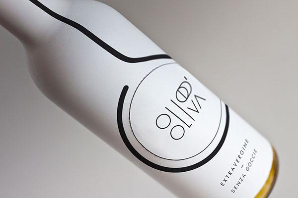 精致的OLIO D'OLIVA橄榄油包装欣赏