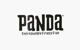 可爱的英国PANDA饮料包装欣赏