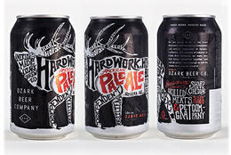 Ozark啤酒創意包裝欣賞