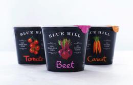 Blue Hill酸奶系列包装包装设计欣赏