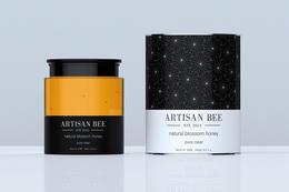 优雅的Artisan Bee化妆品包装欣赏