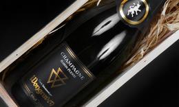 Wongraven精品葡萄酒包裝包裝設計欣賞