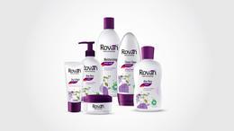 Rovan健康護理類產品包裝欣賞