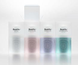 素雅的Beatific品牌护肤品包装欣赏