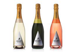 英國DIGBY葡萄酒包裝包裝設計欣賞