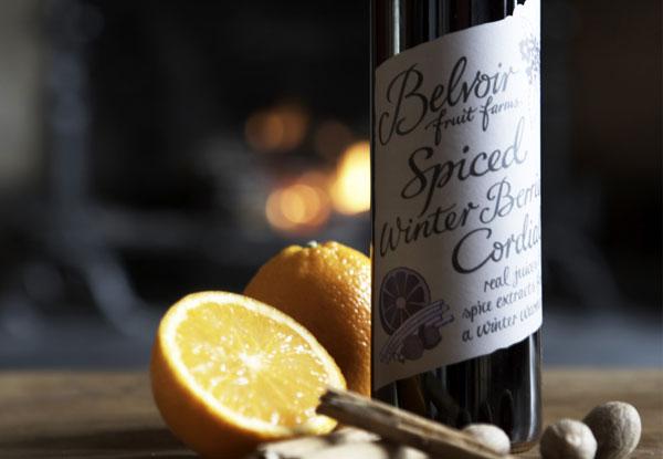 Belvoir水果酒系列包装欣赏