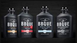 BBQUE烤肉醬包裝包裝設計欣賞