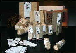 上島清茶系列包裝包裝設計欣賞