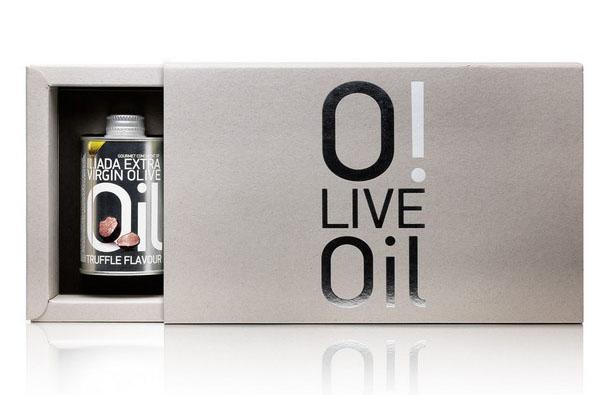 Oil特級高檔橄欖油包裝設計