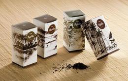 有著濃郁中國情調的Triptea茶包裝設計