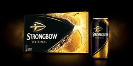英国Strongbow啤酒包装欣赏