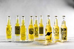 Porsteinn啤酒系列精彩包装案例欣赏