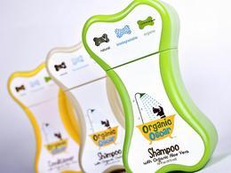 Organic oscar洗發水系列個性包裝欣賞