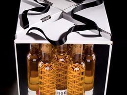 18件精彩酒包装瓶贴设计案例欣赏