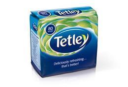 著名茶品牌Tetley系列精彩包装欣赏