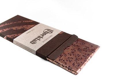 7款精美时尚的巧克力包装分享