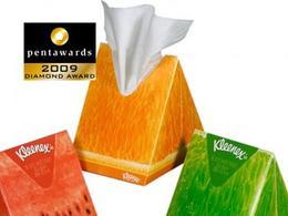 2009 Pentawards包装设计(钻石奖/铂金奖/金奖)作品