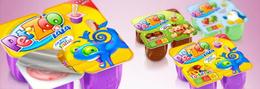 胡安·帕布洛经典食品类包装作品欣赏
