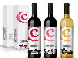 西班牙高档红酒包装包装设计欣赏